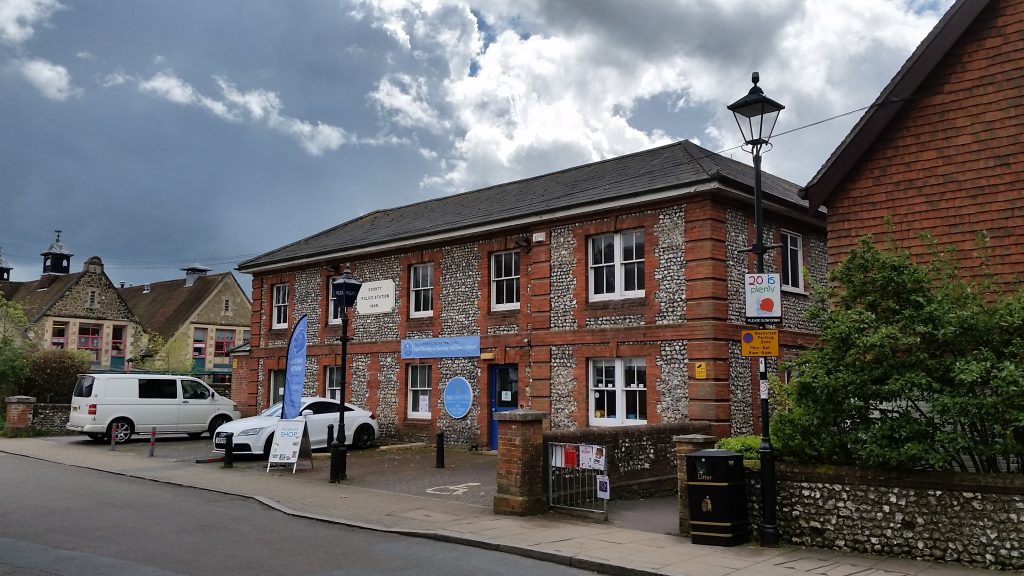 Petersfield Museum and Community Art Gallery